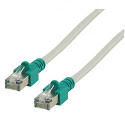 Ftp cat5e cavo cavo di 1m incontra un cieco rj45 rj45 8p/8c ftp 0009/1 connettore di rete lan 100mbps