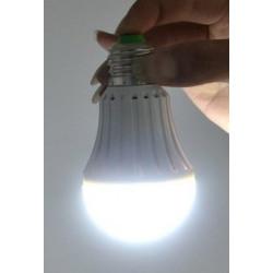 Rechargeable led emergency light lighting 7w e27 led bulb lamp for home 2835 smd battery lighs led bombillas ce rohs