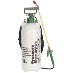Spray 8 l solvente acqua nebulizzata erbicidi pesticidi detergente concimazione gps08