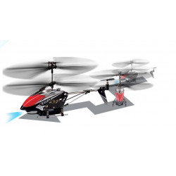 Elicottero Syma S107C telecamera remota montata scheda microSD elicottero senza fili della radio