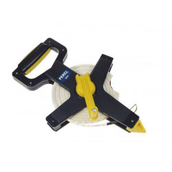 Quintupla in fibra di vetro decametro utensili manuali hfmt50 strumenti di misura perel