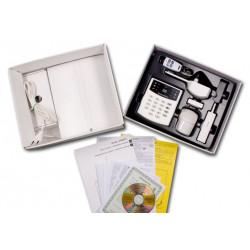 Alarma inalámbrico kit jablotron jk-16 con módulo web lan