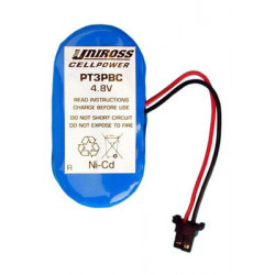Batteria ricaricabile per telefono senza filo wt3930, wt3990 batterie da ricaricare cordless