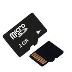 2gb micro sd card tf class 4 high speed 2gb card for video spy glasses