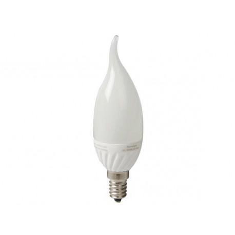 Sylvania led lamp toledo candle bent 2.5w e14 lampl2e14cb syl