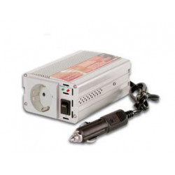 Modified sine wave power inverter 150w 24vdc in  230vac out pin earth 'soft-start'