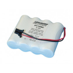 Batterie rechargeable 4,8v 700ma pour 5200, ct505 pile sèche piles sèches accumulateur etanche 4.8