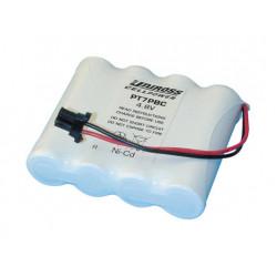 Wiederaufladbare batterie fur 5200 ct505 4.8vdc 700ma wiederaufladbare batterie wiederaufladbare batterie