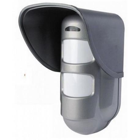 Motion sensor detector volumetric external infrared ae/irmw 3 technologies 1 microwave
