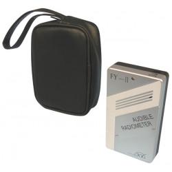 Detecteur radioactivite sonore fy-2 compteur geiger dosimetre comptage detection radiation