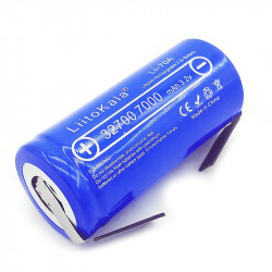 Lithium battery 3.2v 7000mah Lii-70A 32700 7a LiFePO4 35A maximum continuous discharge 55A
