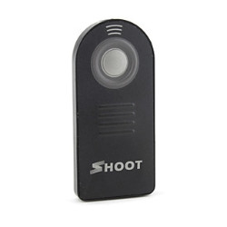 Ir wireless remote control for nikon d5000 d90 d80 ml l3