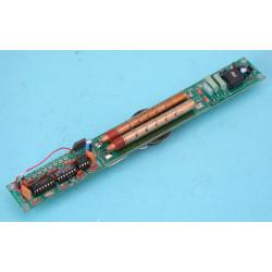 Detector de radioactividad circuito 12vcc (circuito) contadores geiger x detectores de radiaciones geiger counter dosimeter xray