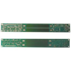 Circuit imprime pour fabriquation compteur geiger dosimetre detecteur radioactivite detection rayon