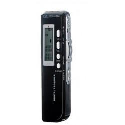 Dictaphone numérique 4go analogique mp3 micro haute qualité enregistrement téléphone en option