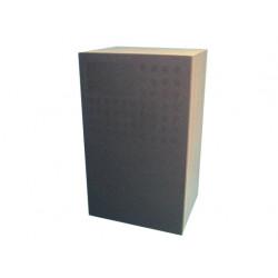 Coffre bois ''hifi'' pour compact alarme electronique autonome 260x430x210mm coffres de bois hifi