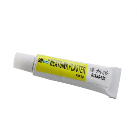 5g Thermal Conductive Heatsink Viscous Adhesive Glue Compound Glue CPU LED IC Heatsink Plaster