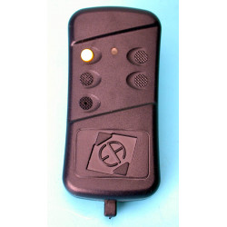 Telecommande radio hf 1 canal pass1 emetteur rolling code roulant 433mhz alarme automatisme