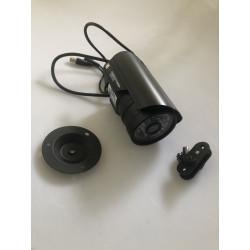 """1/3 """"Sony Effio-A 900TVL 48 LED IR 35 Meter mit OSD-Menü Indoor / Outdoor Sicherheit Nachtsicht CCTV-Kamera mit Halterung"""