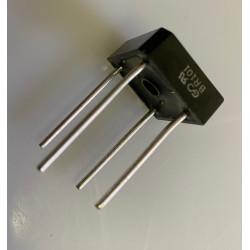 Puente de diodos br101 5a rectificador de corriente DIMBR10100CT