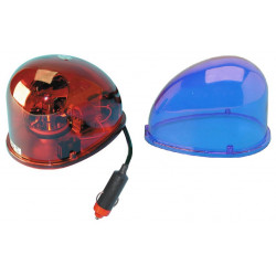 Rotating light 12vdc 21w blue drop water magnetic rotating light watter drop strobe light strobe warning emergency lights strobe
