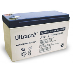 Rechargeable battery for motorbike 12v 9ah lead calcium battery