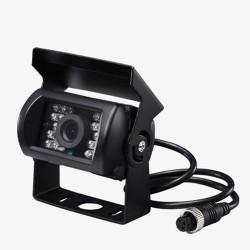 12V 24V color video camera + 7p 18cm 12v 24v video monitor + 10m bus truck auto cable