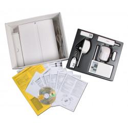 Pack alarme sans fil jablotron jk-17 = ja 63kr ja60n ja60p ja60f rc80 uc260