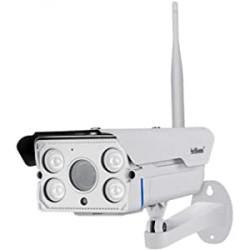 Cámara de vigilancia exterior impermeable IP Wifi 3mp Sricam SH027 Zoom x5 protocolo ONVIF micro SD 64 GB