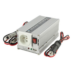 Hq inverter 24 230 v 300 w with usb