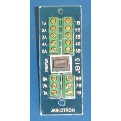 Circuito de confluencia autoprotegada 14 contactos jb16