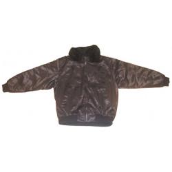 Blouson giacche guardia giurata guardia guardia della polizia abbigliamento risposta di protezione