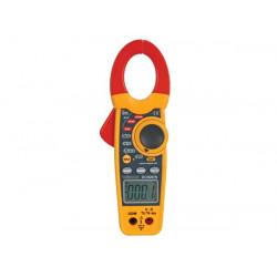 Pince amperemetrique multimetre numerique affichage lcd dcm267n velleman