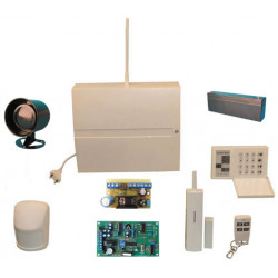 Packen infraschall erkennung alarm wireless home volumetrische store haus villa jablotron