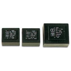 Printtransformator25va 1 x 9v / 1 x 2 778a