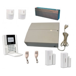 Wireless alarme kit