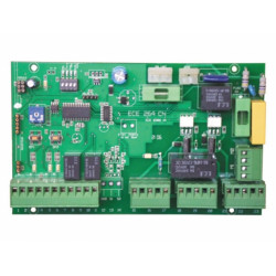 Circuit electronique seul 264 de centrale ea264 motorisation portail ea62 ea63 ea64