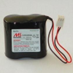 Batli06 5ah battery 7.2v 5.8ah pil-s04 dp1000 dp8000 lithium atral daitem logisty visonic somfy