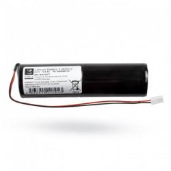 Batterie ja80 pile lithium 6v 11ah 12.5ah bat-80a saft e enb 2*cr3461 sirene sans fil ja80a jablotron