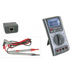 3 in 1 multimeter cable line tester