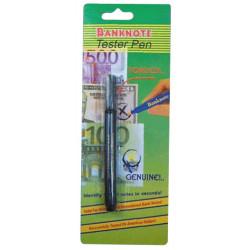 Fieltro detector lápiz detector de billetes falsos de detección de usd 14 euro moneda