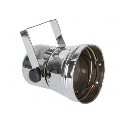 Par36 chrome lighting projector vlp36c 220v 230v G53 base dimensions: Ø 120x165mm bulb: 4515 (not incl.)
