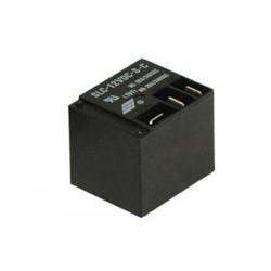 Nero automotive relè per circuito stampato di montaggio 1rt 30a/12v con uscita faston 6,3