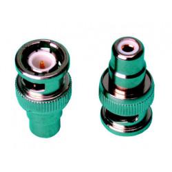 Adapter bnc stecker rca buchse cbnc15 adapter bnc adapter rca stecker rca buchse