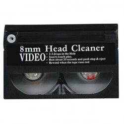 Hq video 8. hi8 cleaning tape