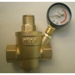 Riduttori di pressione regolatore di valvola dell'acqua limitando 1/2 ff 15/21 dn15 valvola del gas combustibile