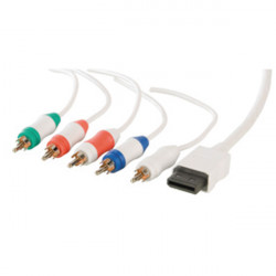 König component cable suitable for wii