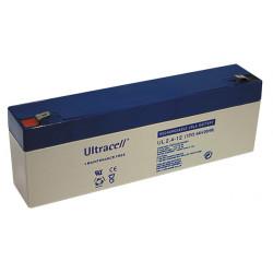 Batteria ricaricabile 12vcc 2ah (cho7c in op) pile ricaricabili batterie da ricaricare piombo
