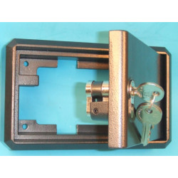 Case for protection antitheft of dial pad 130x70mm