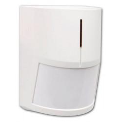 Rilevazione da sensore volumetrico a 868 mhz senza fili a infrarossi di movimento ja 83p jablotron